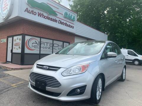 2013 Ford C-MAX Hybrid for sale at GMA Automotive Wholesale in Toledo OH