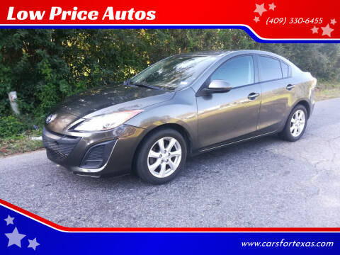 2011 Mazda MAZDA3 for sale at Low Price Autos in Beaumont TX