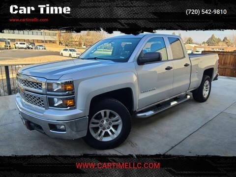 2014 Chevrolet Silverado 1500 for sale at Car Time in Denver CO