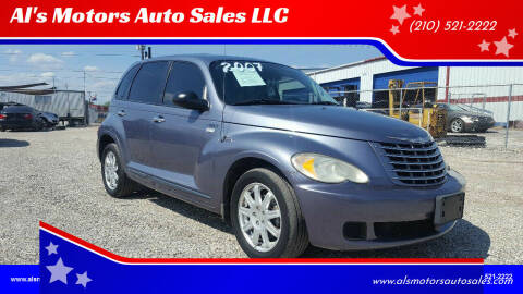 2007 Chrysler PT Cruiser for sale at Al's Motors Auto Sales LLC in San Antonio TX