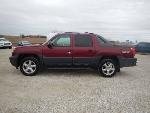 2004 Chevrolet Avalanche for sale at All Terrain Sales in Eugene MO