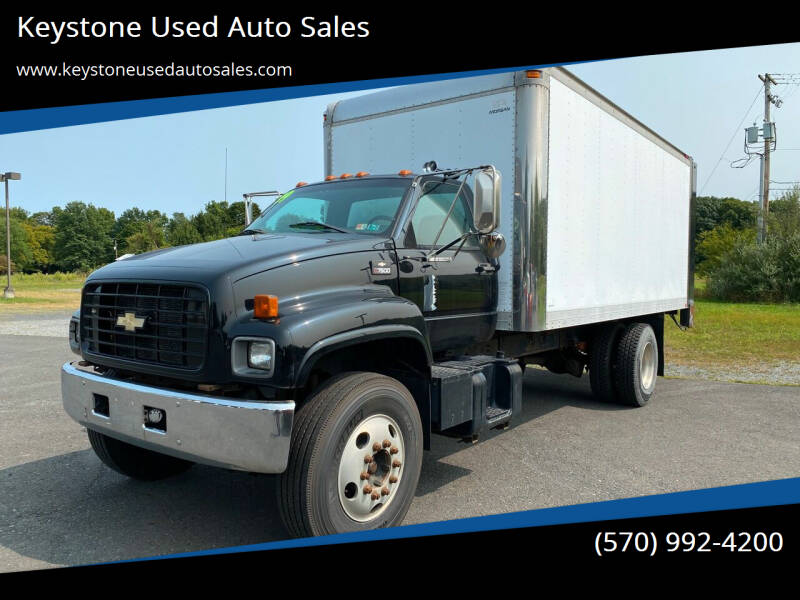 1999 Chevrolet C7500 for sale at Keystone Used Auto Sales in Brodheadsville PA