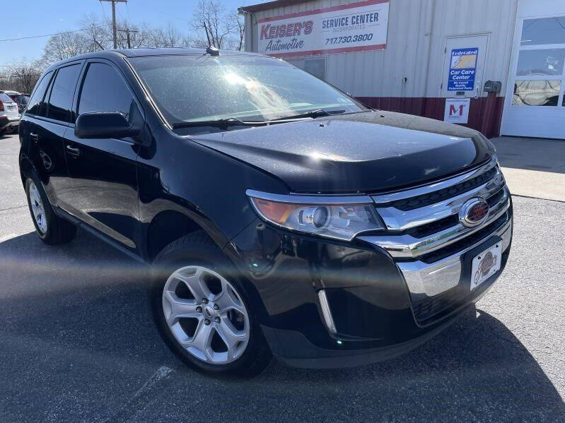 2012 Ford Edge for sale at Keisers Automotive in Camp Hill PA