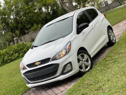 2019 Chevrolet Spark for sale at Citywide Auto Group LLC in Pompano Beach FL