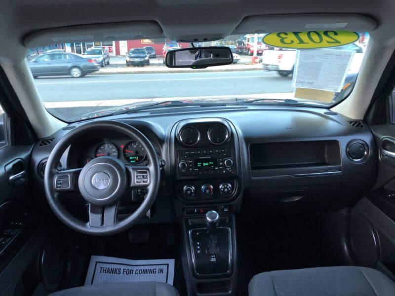 2013 Jeep Patriot Sport 4dr SUV - Haverhill MA
