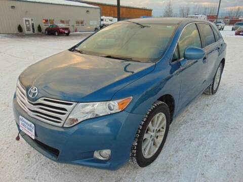 2012 Toyota Venza for sale at Dependable Used Cars in Anchorage AK