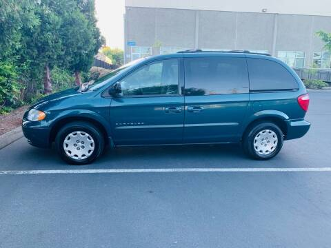 2001 Chrysler Voyager for sale at Car One Motors in Seattle WA