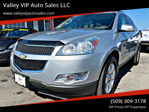 2010 Chevrolet Traverse for sale at Valley VIP Auto Sales LLC - Valley VIP Auto Sales - E Sprague in Spokane Valley WA
