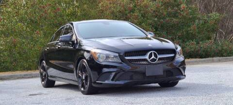 2014 Mercedes-Benz CLA for sale at CU Carfinders in Norcross GA