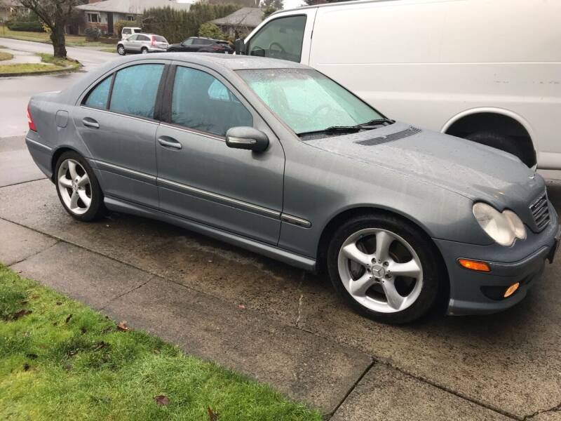 2005 Mercedes-Benz C-Class for sale at Chuck Wise Motors in Portland OR