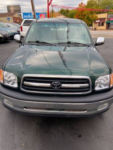 2002 Toyota Tundra for sale at North Hill Auto Sales in Akron OH