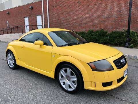 2004 Audi TT for sale at Imports Auto Sales Inc. in Paterson NJ