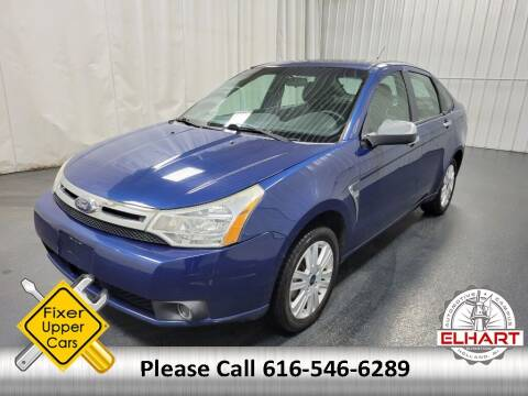 2008 Ford Focus for sale at Elhart Automotive Campus in Holland MI