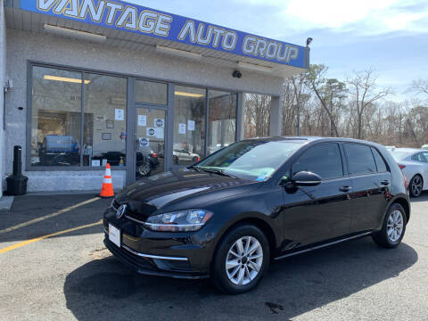 2018 Volkswagen Golf for sale at Vantage Auto Group in Brick NJ