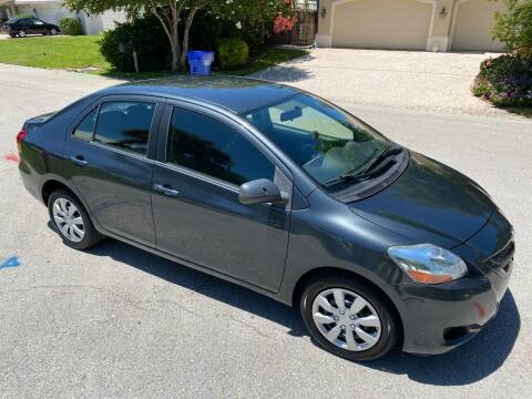 2007 Toyota Yaris for sale at Exceed Auto Brokers in Lighthouse Point FL