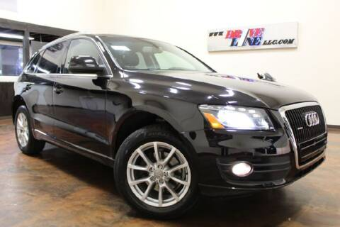 2010 Audi Q5 for sale at Driveline LLC in Jacksonville FL