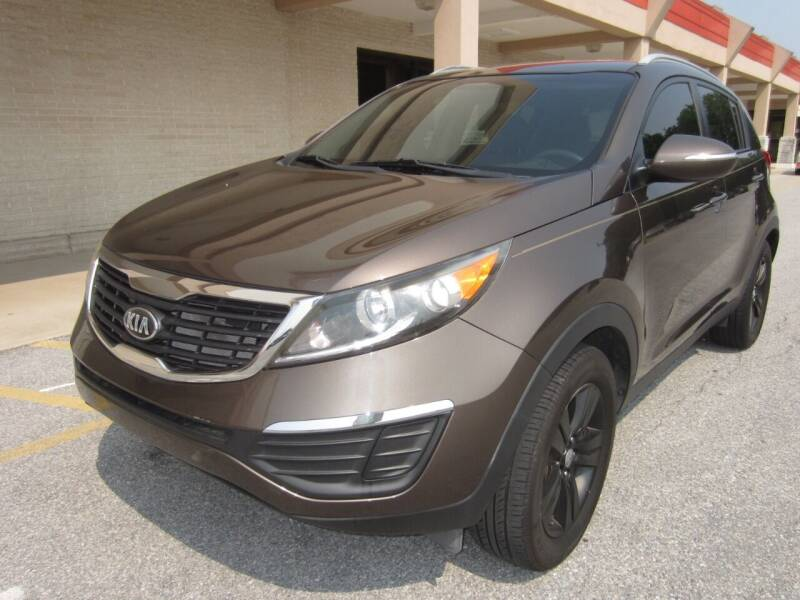 2013 Kia Sportage for sale at PRIME AUTOS OF HAGERSTOWN in Hagerstown MD