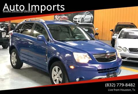 2008 Saturn Vue for sale at Auto Imports in Houston TX