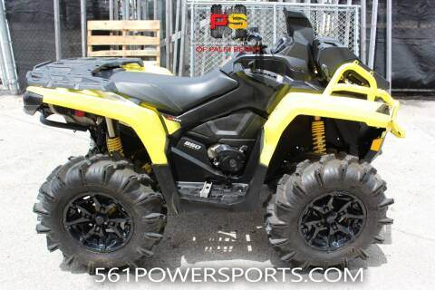 2019 Can-Am Outlander X mr 850 for sale at Powersports of Palm Beach in Hollywood FL