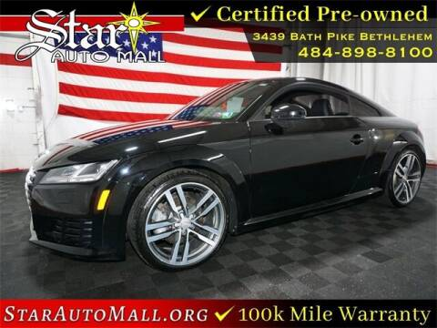 2016 Audi TT for sale at STAR AUTO MALL 512 in Bethlehem PA