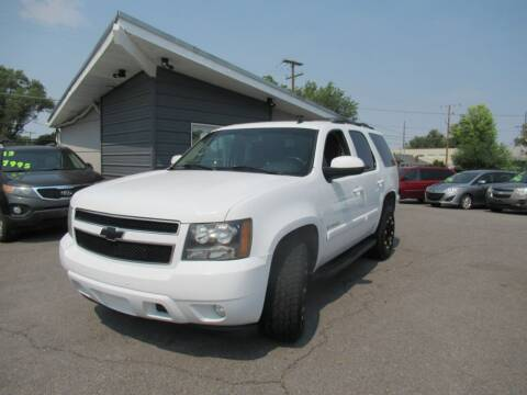 2007 Chevrolet Tahoe for sale at Crown Auto in South Salt Lake UT