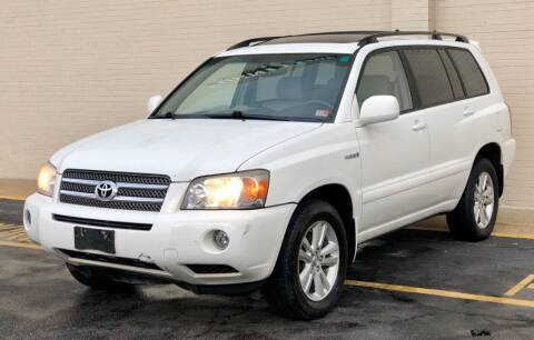 2006 Toyota Highlander Hybrid for sale at Carland Auto Sales INC. in Portsmouth VA