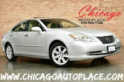 2008 Lexus ES 350 for sale at Chicago Auto Place in Bensenville IL