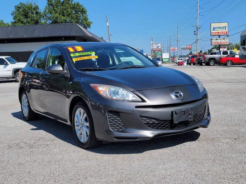 2013 Mazda MAZDA3 for sale at AutoMart East Ridge in Chattanooga TN