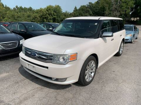 2009 Ford Flex for sale at Best Buy Auto Sales in Murphysboro IL