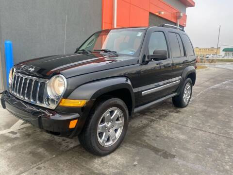 2007 Jeep Liberty for sale at Xtreme Auto Mart LLC in Kansas City MO