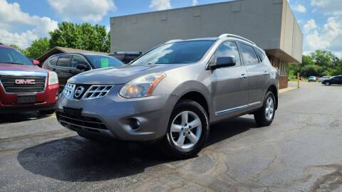 2013 Nissan Rogue for sale at Sedo Automotive in Davison MI
