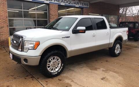 2010 Ford F-150 for sale at County Seat Motors East in Union MO