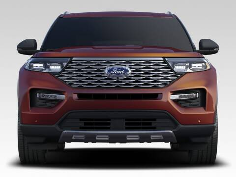 2021 Ford Explorer Hybrid for sale at Mr Intellectual Cars in Troy MI