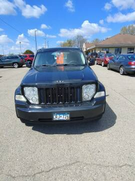 2012 Jeep Liberty for sale at SPECIALTY CARS INC in Faribault MN