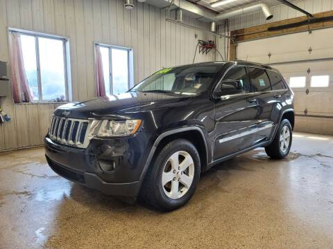 2011 Jeep Grand Cherokee for sale at Sand's Auto Sales in Cambridge MN