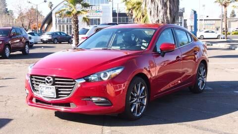 2018 Mazda MAZDA3 for sale at Okaidi Auto Sales in Sacramento CA