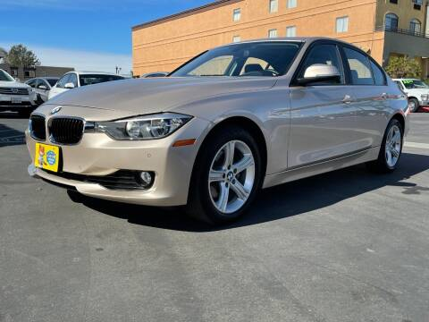 2014 BMW 3 Series for sale at CARSTER in Huntington Beach CA