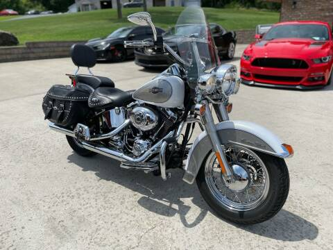 2008 Harley-Davidson Heritage Softail  for sale at Twin Rocks Auto Sales LLC in Uniontown PA