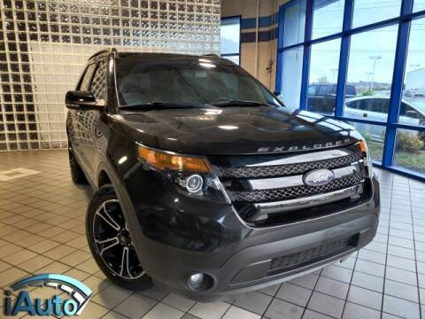 2013 Ford Explorer for sale at iAuto in Cincinnati OH