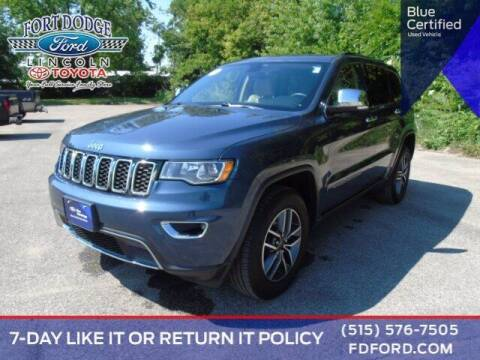 2020 Jeep Grand Cherokee for sale at Fort Dodge Ford Lincoln Toyota in Fort Dodge IA
