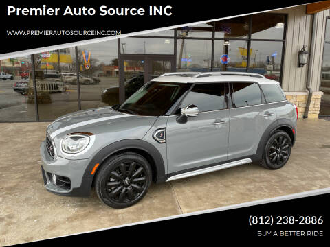 2019 MINI Countryman for sale at Premier Auto Source INC in Terre Haute IN