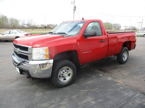 2007 Chevrolet Silverado 2500HD for sale at KAISER AUTO SALES in Spencer WI