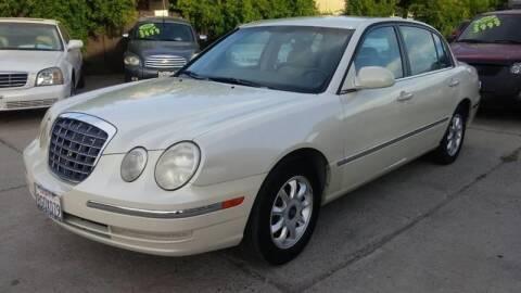 2004 Kia Amanti for sale at Carspot Auto Sales in Sacramento CA