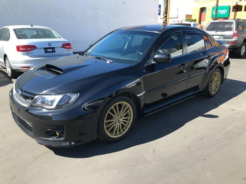 2013 Subaru Impreza for sale at Shoppe Auto Plus in Westminster CA