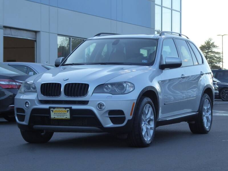 2011 BMW X5 for sale at Loudoun Used Cars - LOUDOUN MOTOR CARS in Chantilly VA