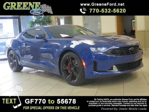 2021 Chevrolet Camaro for sale at Nerd Motive, Inc. - NMI in Atlanta GA