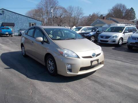 2010 Toyota Prius for sale at MATTESON MOTORS in Raynham MA