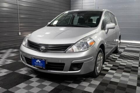 2012 Nissan Versa for sale at TRUST AUTO in Sykesville MD