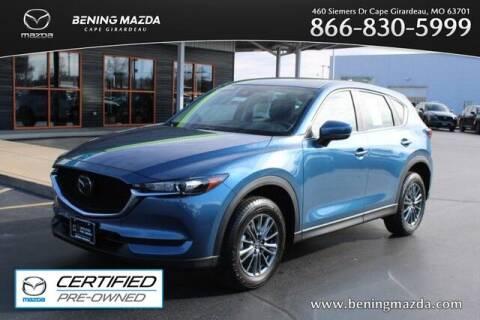 2020 Mazda CX-5 for sale at Bening Mazda in Cape Girardeau MO