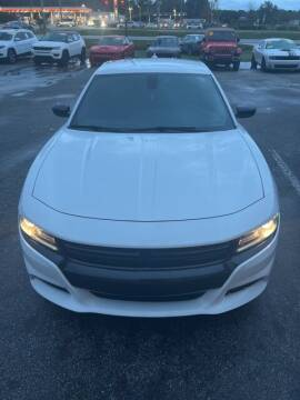 2017 Dodge Charger for sale at Riverside Mitsubishi(New Bern Auto Mart) in New Bern NC
